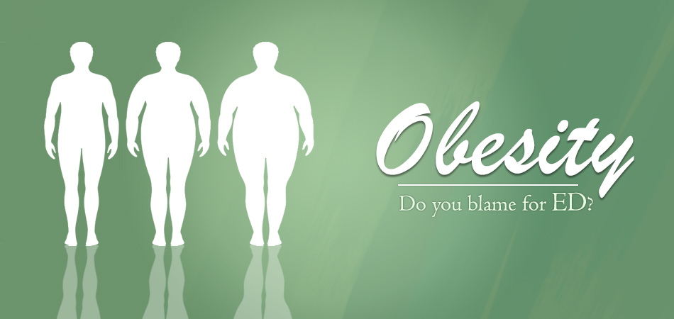 Do you Blame Obesity for Erectile Dysfunction?