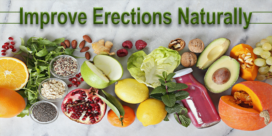 How Can You Improve Erections Naturally?